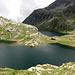 Lago Caldera e Lago Nero