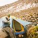 Unser Camp am El Misti 5822m - Na dann gute Nacht