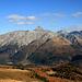 Piz d'Esan et les autres montagnes du Parc National. On ne peut pas y aller.