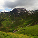Reeti und Simelihorn immer noch in den Wolken...