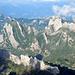 wilder und zerklüfteter Alpstein