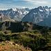 In der Mitte der südlichste Viertausender der Alpen.