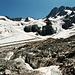 Auf dem Glacier de la Pilatte.