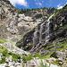 Wasserfall vor Ramserna