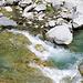 Diveria: Fluss mit glasklarem Wasser