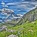 Der Zermatter Hausberg (HDR-Aufnahme)