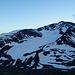 Der klassische Storglaciären-Blick nachts um Viertel nach elf vom Hausberg