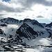 Blick auf den Kebnekaise und  den Isfallsglaciären