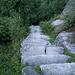 sentiero verso Monte