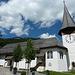Kirche in Zweisimmen