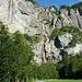 Auf dem Weg zum Klettersteig Allmenalp