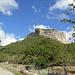 Blick von Alaro zum Puig d'Alaro.