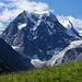 Nordwand des Mont Collon 3637 m