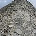 Aufstieg zum Vorgipfel des Mont de l`Etoile