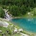 Lac Bleu de Louché