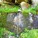 Wasserquelle am Aufstieg nach Pronzono