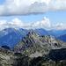 Se non sbaglio è il Pizzo Cavregasco, la maggiore elevazione della provincia di Como.