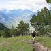 Aufstieg Richtung Alpspitz
