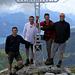 Giorgio, Gimmy, Paolo, Roberto. 4 moschettieri sul Cardinello
