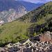 Bachalpji unter dem Höhenweg