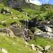 Bellissime cascate caratterizzano la salita da Ponte Campo verso l'Alpe Veglia
