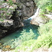 """Verdi acque di riale in prossimità delle """"scalate"""""""