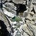 """Blick von der """"Pont des Sapins"""" zur Dovera hinab"""