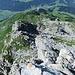 Klettersteig Rigidalstock.
