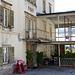 Altehrwürdiges Posthotel Löwen in Mulegns, unserem Ausgangspunkt.   Interessantes über dieses Hotel gibt es [http://de.wikipedia.org/wiki/Posthotel_L%C3%B6wen hier] zu lesen