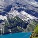 Gut zu erkennen ist die Abrisskante von ehemaligen gigantischen Felsrutschungen. Möglicherweise wurde durch diese Rutschungen das Tal  vor ca. 10.000 Jahren verschlossen, was zur Entstehung des Oeschinensees führte.