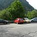 Raramente ho visto parcheggiare così male