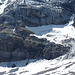 Einstieg zur Clariden Nordwand
