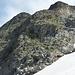 Der zweite Teil des Klettersteig's