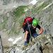 Domino am Tierbergli Klettersteig