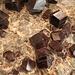 <b>Granati di Obergurgl.<br />Il termine granato deriva probabilmente dal latino malum granatum, ossia melograno, pianta con semi rossi simili per colore e forma ad alcuni cristalli di granato.</b>