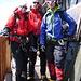 Capanna Regina Margherita 4554 m<br />(Tagesziel erreicht)