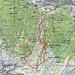 Route Alpe d'Albea