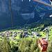 7:00 erste Gondel nach Sulwald