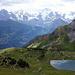 Blick zum Sulsseeli, links Lobhornhütte