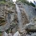Der Sulsbach Wasserfall