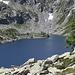 Lago della Crosa superiore