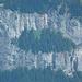 Das Pinut-Wieslein mit dem historischen Klettersteig