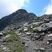 La cima del Legnone dalla cresta finale