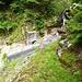 Wasserfassung für das Elektrizitätswerk Biasca