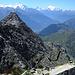 Bettmergrat mit Walliser Alpen