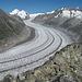 Gletscherzunge Aletsch II