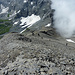 Im Abstieg kreuzten wir zahlreiche Gipfelaspiranten.