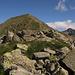 dalla rocciosa cresta ecco la cima del monte Alpisella