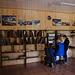 Routenerklärung mit Hilfe von Bildern, die Bücherei ist komplett auf russisch (mit einer Ausnahme).