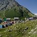 Campingplatz des Camps